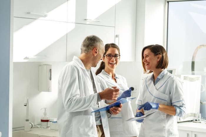 équipe dentaire 1